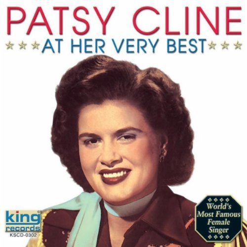Patsy Cline At Her Very Best