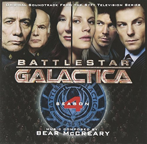 Bear Mccreary Battlestar Galactica 04 Music By Bear Mccreary 2 CD