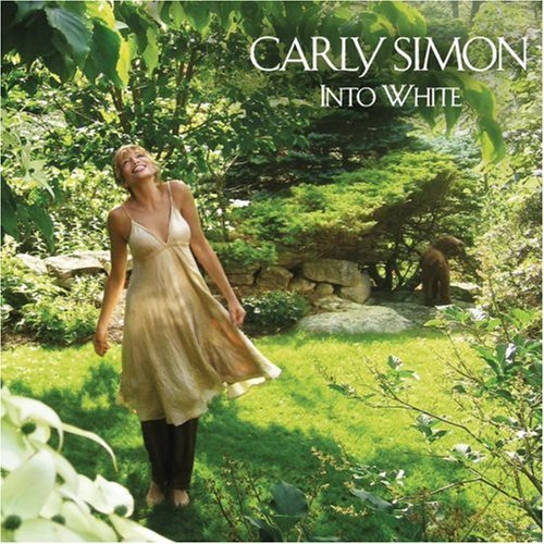 Carly Simon Into White