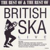 British Ska Best Of & Rest Of Live British Import Gbr Specials Gangsters Selecter