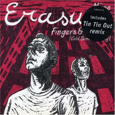 Erasure Fingers & Thumbs Pt. 2 Import Gbr