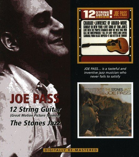Joe Pass Stones Jazz 12 String Guitar Import Gbr 2 On 1 Remastered