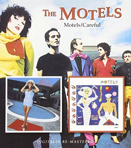 Motels Motels Careful Import Gbr 2 CD Remastered