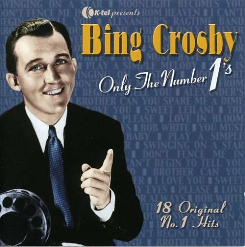Bing Crosby Only The Number 1's Import Gbr