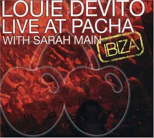 Devito Main Louie & Sarah Live At Pacha Lmtd Ed. 2 CD Set