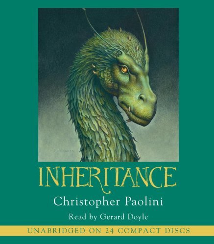 Christopher Paolini Inheritance