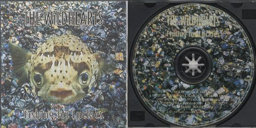 Wildhearts Fishing For Luckies (3d Sleeve)