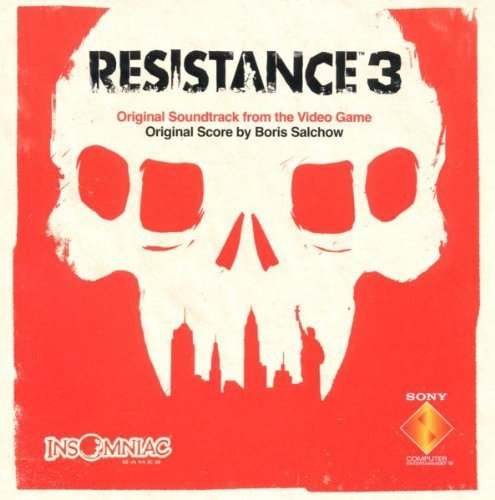 Resistance 3 Video Game Soundtrack