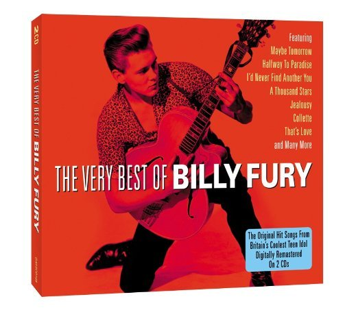 Billy Fury Very Best Of Import Gbr 2 CD