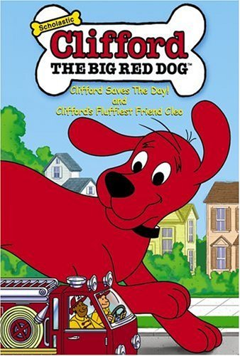 Clifford The Big Red Dog Clifford Saves The Day Cliffor Clr Nr 2 On 1