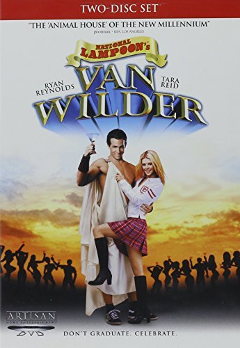 National Lampoon's Van Wilder Reynolds Reid Matheson Penn Ho R 2 DVD
