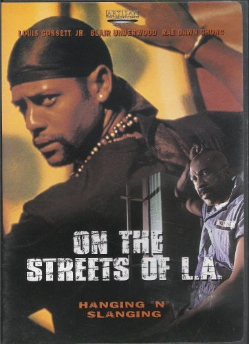 On The Streets Of L.A. (1993) Gossett Underwood Chong Harris Clr Nr