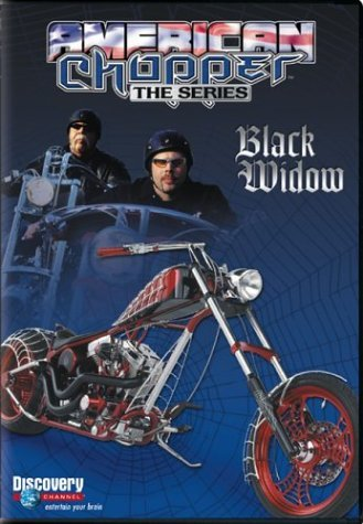 American Chopper Black Widow Clr Nr