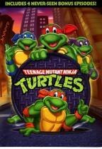 Teenage Mutant Ninja Turtles Episodes 1 5 Plus Bonus Episodes