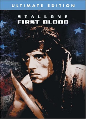 Rambo First Blood Stallone Crenna Dennehy DVD R