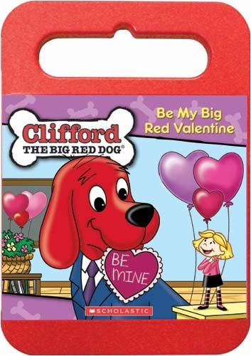 Big Red Valentine Clifford The Big Red Dog Nr