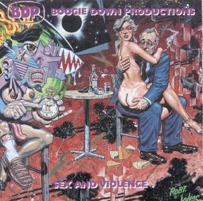 Boogie Down Productions/Sex & Violence@Explicit Version