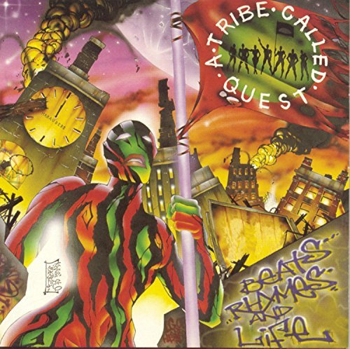 Tribe Called Quest Beats Rhymes & Life