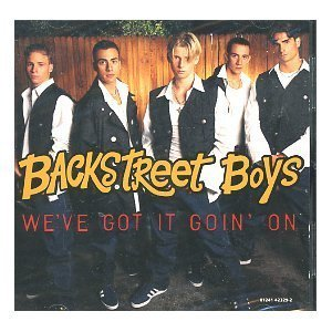 Backstreet Boys We've Got It Going On