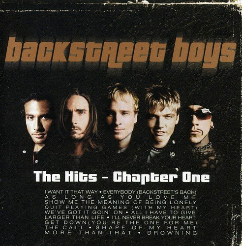 Backstreet Boys Greatest Hits Chapter One +2 Extra Track
