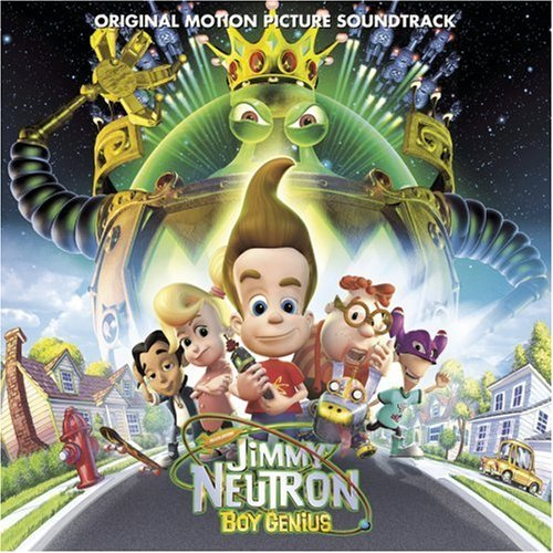 Jimmy Neutron Boy Genius Soundtrack