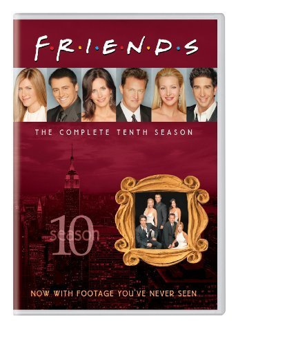 Friends Season 10 Nr 4 DVD