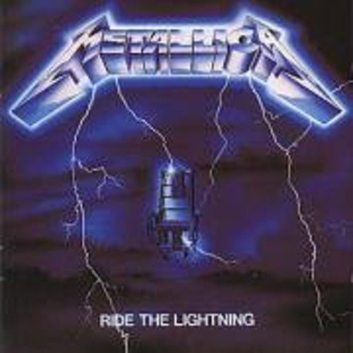 Metallica Ride The Lightning Import Gbr