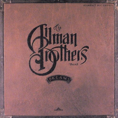Allman Brothers Band/Dreams@4 Cd
