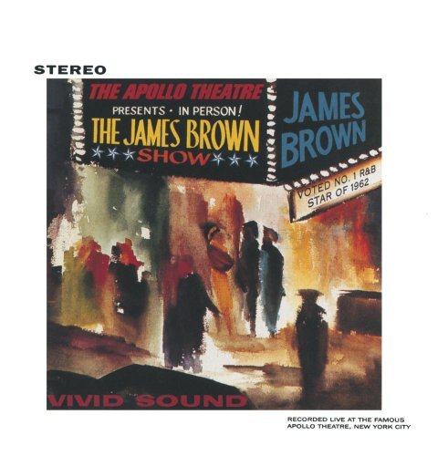 James Brown Live At The Apollo '63 Import Gbr