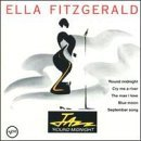 Ella Fitzgerald Jazz 'round Midnight