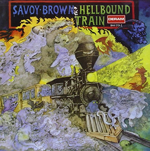Savoy Brown Hellbound Train