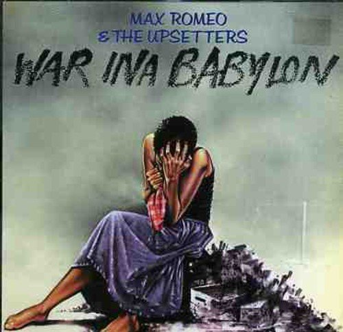 Max & The Upsetters Romeo War Ina Babylon