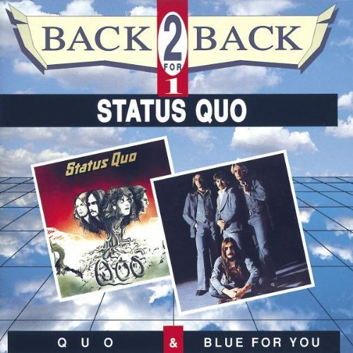 Status Quo Quo & Blue For You Import Deu