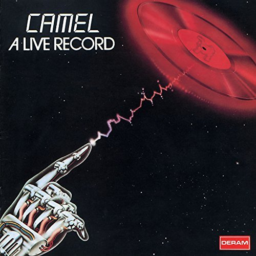 Camel Live Record Import Deu Remastered