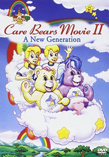 Care Bears Movie 2 New Generation Clr Cc G