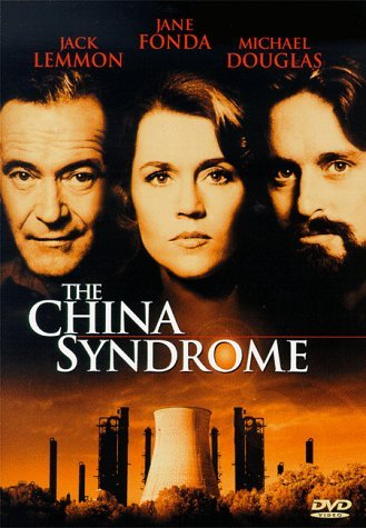 China Syndrome Lemmon Fonda Douglas Clr Cc Ws Spa Sub Pg