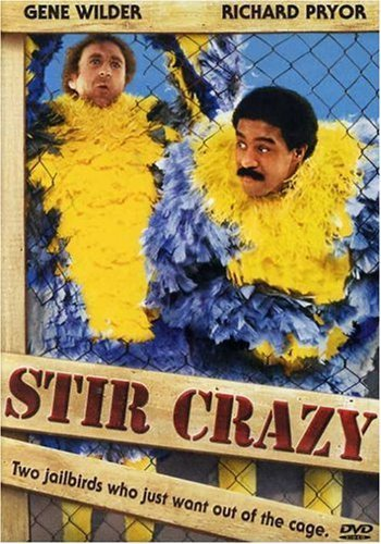 Stir Crazy Pryor Wilder Clr St Keeper R