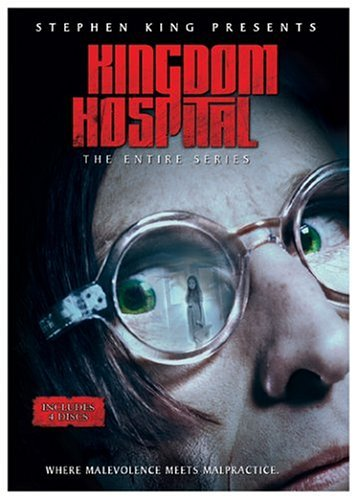 Kingdom Hospital Entire Series Clr Ws Nr 4 DVD