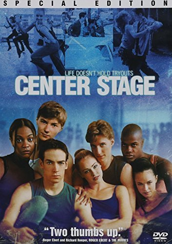 Center Stage Schull Saldana Pratt Gallagher Clr Cc 5.1 Aws Fra Dub Sub Pg13 Spec. Ed.