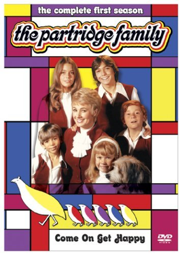 Partridge Family Season 1 DVD R