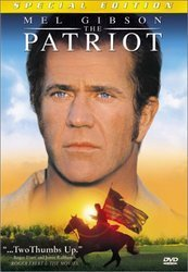 Patriot Gibson Ledger Richardson Cooper DVD R