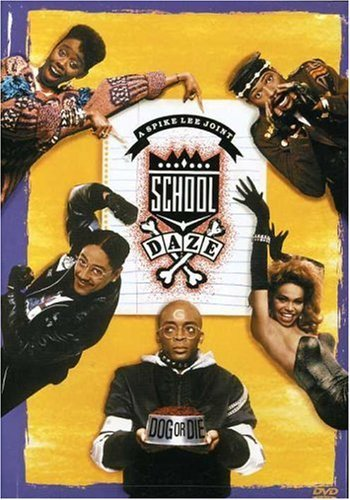 School Daze Fishburne Lee Campbell DVD R