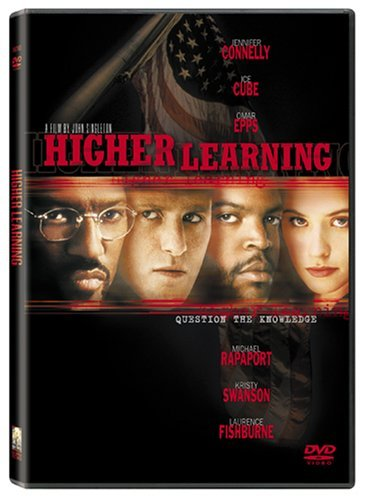 Higher Learning Epps Cube Connelly Fishburne Swanson DVD R