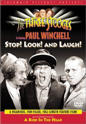 Three Stooges Stop Look & Laugh DVD Nr