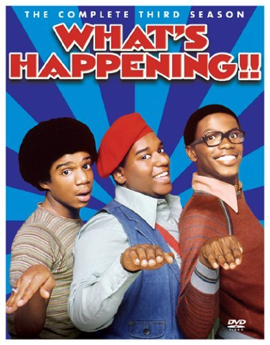 What's Happening Season 3 Clr Nr 3 DVD