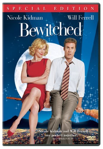 Bewitched (2005) Kidman Ferrell Caine DVD Pg13