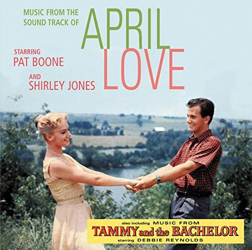 Boone Jones April Love (with Songs From Ta