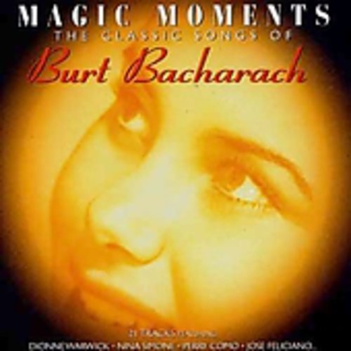 Burt Bacharach Magic Moments Import Aus