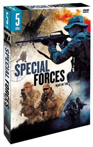 Special Forces War In The Sha Special Forces War In The Sha Bw Clr Nr 5 DVD