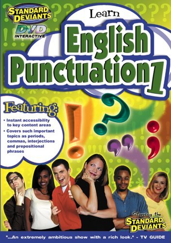 English Punctuation English Punctuation Clr Nr